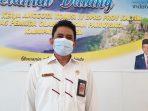 Yusuf Sumako Kepala Dinas Pemuda Olahraga dan Pariwisata Kabupaten Paser.