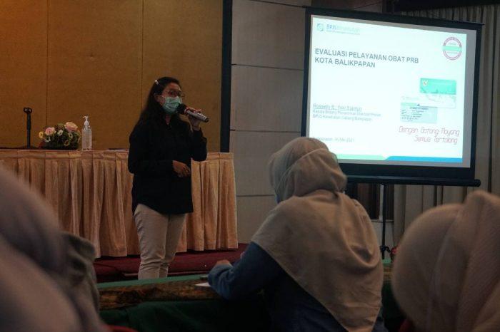 Peserta Jaminan Kesehatan Nasional-Kartu Indonesia Sehat (JKN-KIS) dimudahkan dengan adanya Program Rujuk Balik (PRB). Foto : HO.