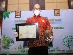 Kembali toreh prestasi, Kideco raih Penghargaan Program Penilaian Peringkat Kinerja Perusahaan (PROPER) Emas, Selasa (29/6/21). Foto : HO.