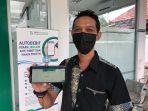 Bagus, Peserta JKN-KIS merasakan Manfaat Program Jaminan Kesehatan Nasional-Kartu Indonesia Sehat (JKN-KIS) Di Kabupaten Paser, Kalimantan Timur. Foto : HO.