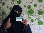 Rinda Susilowati, peserta JKN-KIS yang merasakan Manfaat program Jaminan Kesehatan Nasional-Kartu Indonesia Sehat (JKN-KIS). Foto : HO.