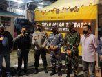 Wali Kota Balikpapan Rahmad Mas'ud, saat melakukan monitoring ke sejumlah lokasi penyekatan ruas jalan di kota Balikpapan, Senin (12/7/2021) Malam. Foto : BorneoFlash.com/Muhammad Eko.
