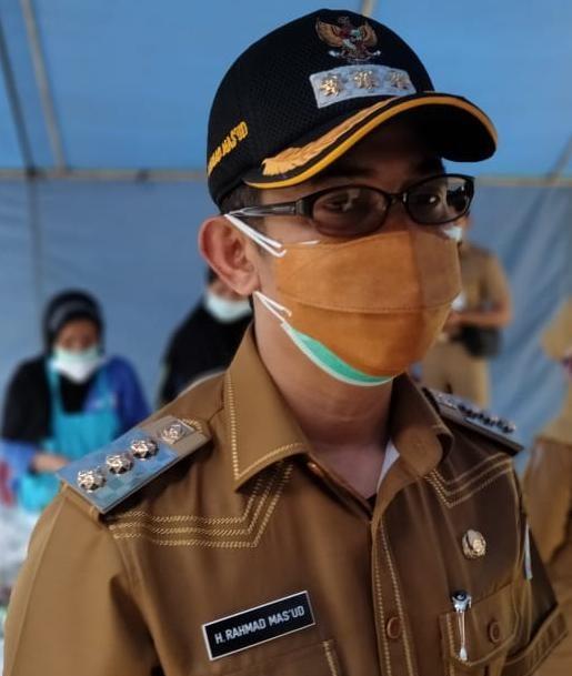 Wali Kota Balikpapan Rahmad Mas'ud. Foto : BorneoFlash.com/Muhammad Eko.