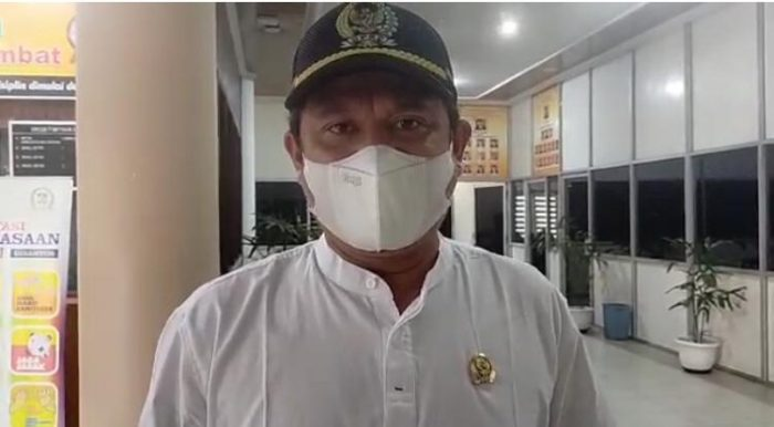 Anggota DPRD Kota Balikpapan Komisi III, Taufik Qul Rahman. Foto : BorneoFlash.com/Muhammad Eko.