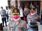 Kapolda Kalimantan Timur (Kaltim) Irjen Pol Herry Rudolf Nahak. Foto ; BorneoFlash.com/Muhammad Eko.