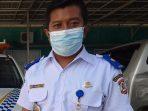 Dody Yulianto, Kepala Seksi Pemeliharaan Prasarana Lalu Lintas dan PJU Dishub Kota Balikpapan. Foto : BorneoFlash.com/Muhammad Eko.