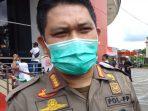 Kepala Satuan Polisi Pamong Praja (Satpol PP) Balikpapan Zulkifli. Foto : BorneoFlash.com/Muhammad Eko.