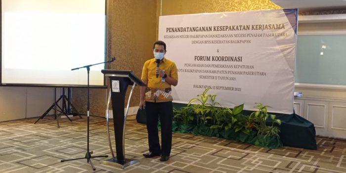 Kepala BPJS Kesehatan Sugiyanto.