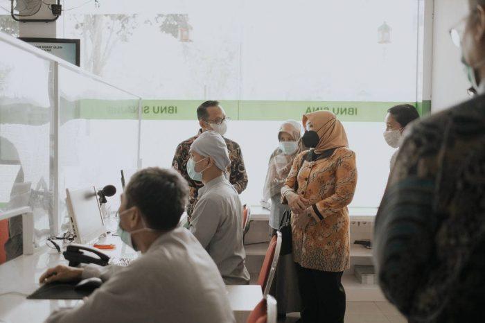 BPJS Kesehatan Berikan Antrean Elektronik Hingga P-Care Vaksinasi, Dukung UHC 100% Kota Balikpapan. Foto : HO.