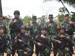 Kunjungan Pangdam VI Mulawarman ke Satgas Pamtas