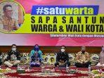 Pemerintah Kota Balikpapan secara perdana meluncurkan Program bertajuk Satu Warta (Sapa Santun Warga dan Wali Kota) pada Sabtu (2/10/2021). Foto : BorneoFlash.com/Muhammad Eko.