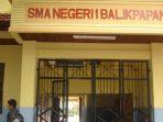 SMA Negeri 1 Balikpapan menduduki peringkat pertama dalam daftar sekolah dengan nilai UTBK terbaik di Kaltim. Foto : HO.