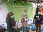 SKK Migas Kalimantan-Sulawesi menggelar media gathering di Pemancingan Graha Indah Balikpapan, Kamis (30/9/2021) kemarin. Foto : BorneoFlash.com/Muhammad Eko.