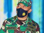 Kapendam VI/Mulawarman Kolonel Inf Taufik Hanif. Foto : HO.