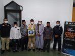 """Aksi Cepat Tanggap (ACT) Kaltim, menggelar Launching """"Operasi Aksi Pangan Gratis"""" di kantor Majelis Ulama Indonesia (MUI) Balikpapan di Jalan Belibis, Kelurahan Gunung Bahagia, Balikpapan Selatan pada Jumat (15/10/2021). Foto : BorneoFlash.com/Muhammad Eko."""